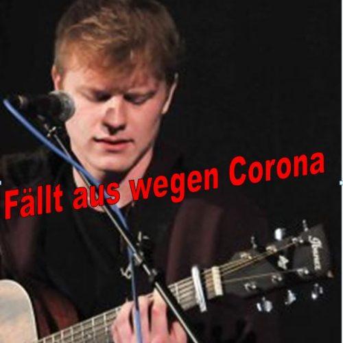 "Am 05. Juni 2020 ""Musik und Poetry Slam"""