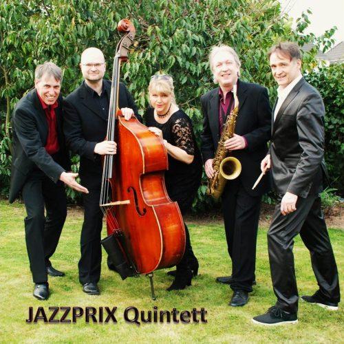 Am 11.12.2020 JAZZPRIX - Quintett