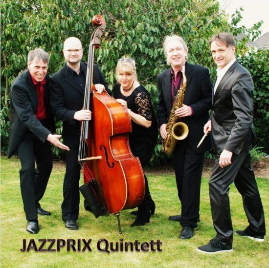 Am 11.12.2020 JAZZPRIX – Quintett
