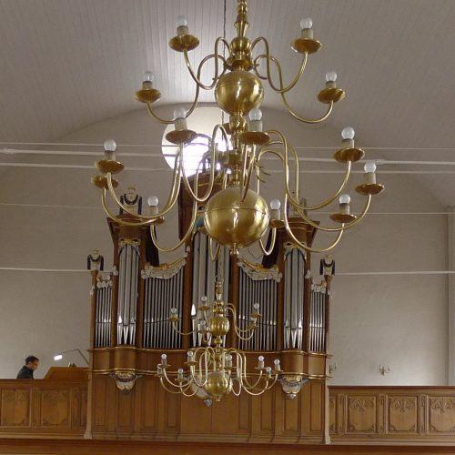 30.03.2019 Kammerkonzert - mit Trompete und Orgel