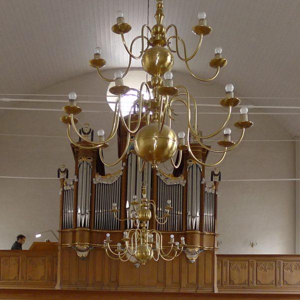 30.03.2019 Kammerkonzert – mit Trompete und Orgel