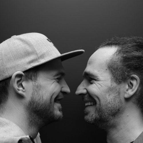Am 11. September 2020 Eddi Hüneke und Tobi Hebbelmann