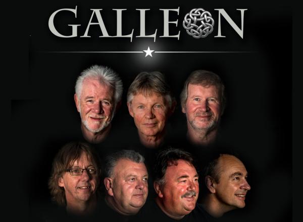 "Irish Folk Band Galleon – ""Welcome back Andy"" 2018"