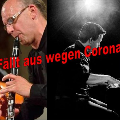 Am 15. Mai 2020 Gero Körner, Johannes Flamm, Werner Lauscher